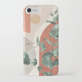 Nature Geometry IV iPhone Case