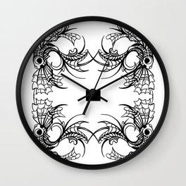 g o l d f i s h Wall Clock