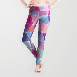 Lovely geometric Pattern Leggings