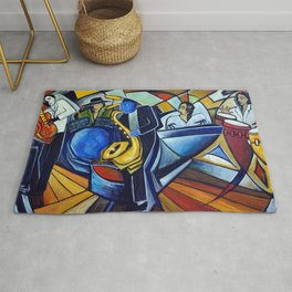 The Jam Session Rug