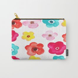 Coquelicots Carry-All Pouch