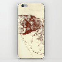 buffalo iPhone & iPod Skins featuring Buffalo by Smog