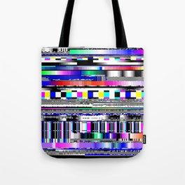 Glitch Ver.1 Tote Bag