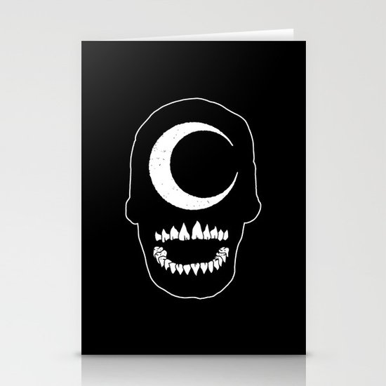 daggercult Stationery Cards