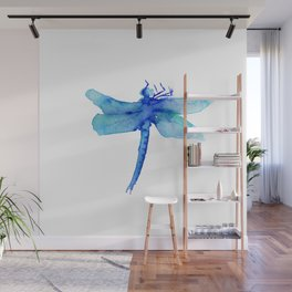 Dragon fly 3 Wall Mural