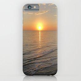 California Sunset 2020 iPhone Case