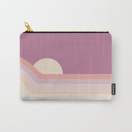 Lilac Rainbow Dipper Carry-All Pouch