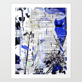 aniform cabal Art Print