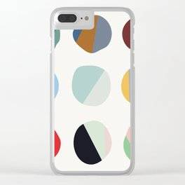 Splitting Atoms Clear iPhone Case