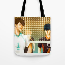 Aoba Johsai Showdown Tote Bag