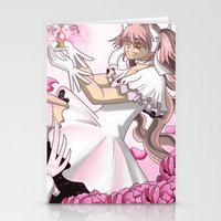 madoka Stationery Cards featuring Ultimate Madoka by BlacQueen