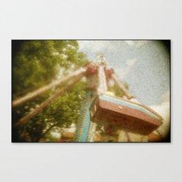 Skycar #2 Canvas Print