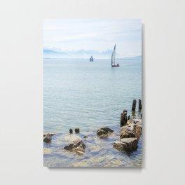 Lake Constance Metal Print