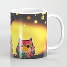 Owl New colour 216 Coffee Mug