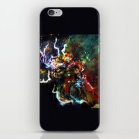 thor iPhone & iPod Skins featuring Thor by ururuty