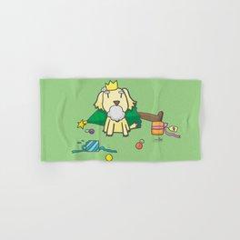 Charlie the Conqueror - Merry Christmas Hand & Bath Towel