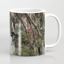Southern moss and flowers Coffee Mug