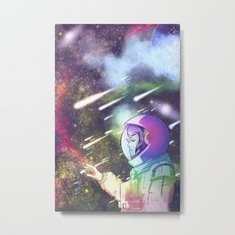 Alter ego Metal Print