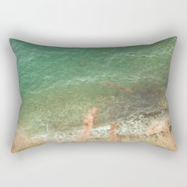 Turquesa Rectangular Pillow
