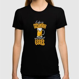 Bartender Beer Cocktail Party Pun T-shirt