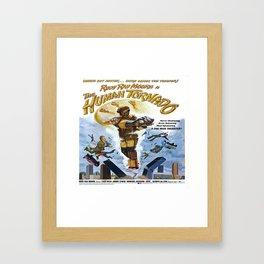 Dolemite: The Human Tornado Framed Art Print