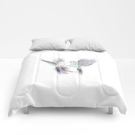 Wedding Birds #4 #Birds in Love Comforters