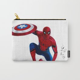 SpiderMan(1)-Civil War Carry-All Pouch