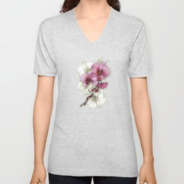 tiny, perfect beauty Unisex V-Neck