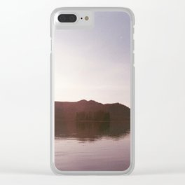 Shift Clear iPhone Case