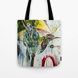 Manifest Magic Tote Bag
