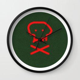 My Logotype. Wall Clock