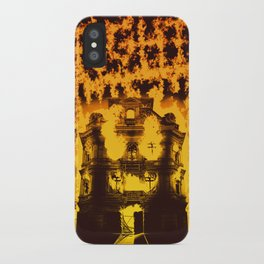 Fight with fire iPhone Case