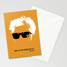 Jim Jarmusch Hair Stationery Cards