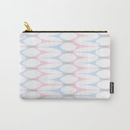 Soft pattern 02 Carry-All Pouch