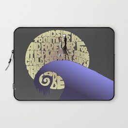 now and forever Laptop Sleeve