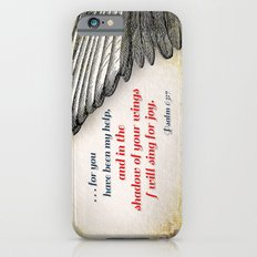 The Shadow of Your Wings iPhone 6s Slim Case
