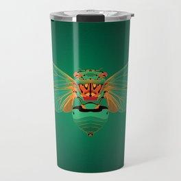 Green Grocer Cicada Travel Mug