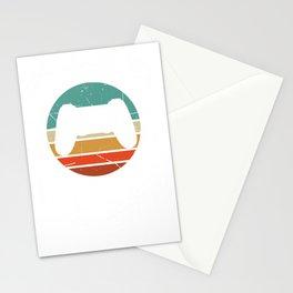 I Leveled Up To Big Brother Video Gamer Design Stationery Cards