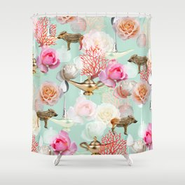 Things III Shower Curtain