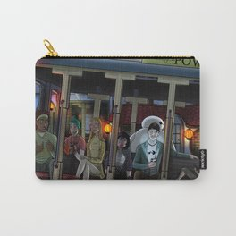 Fred's Angels Carry-All Pouch