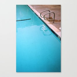 Get Out Canvas Print