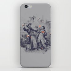Epic Battle iPhone & iPod Skin
