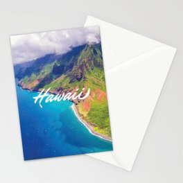 Hawaii Dreaming Stationery Cards