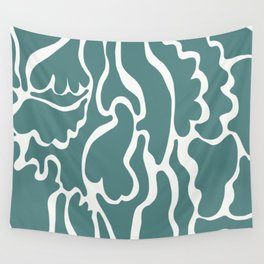 Pattren no.6 Wall Tapestry