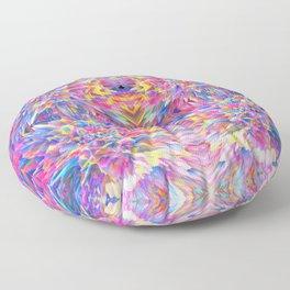 Candy Vortex Quad 8 Floor Pillow