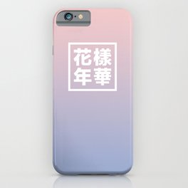BTS + Pantone iPhone Case