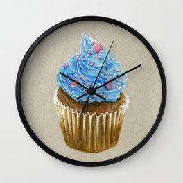 """Cupcake"" Wall Clock"