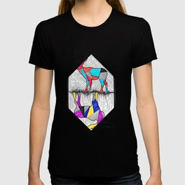 A wounded deer leaps the highest T-shirt