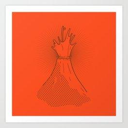 Iconoblast Art Print