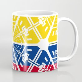 COLUMBIA | PREMIUM 3D FLAG Coffee Mug